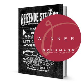 REIZENDE STERREN - GOURMAN AWARDS NOMINATIE 2014