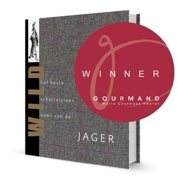 WILD het beste scharrelvlees komt van de jager - Gourmand Awards Nominatie 2014